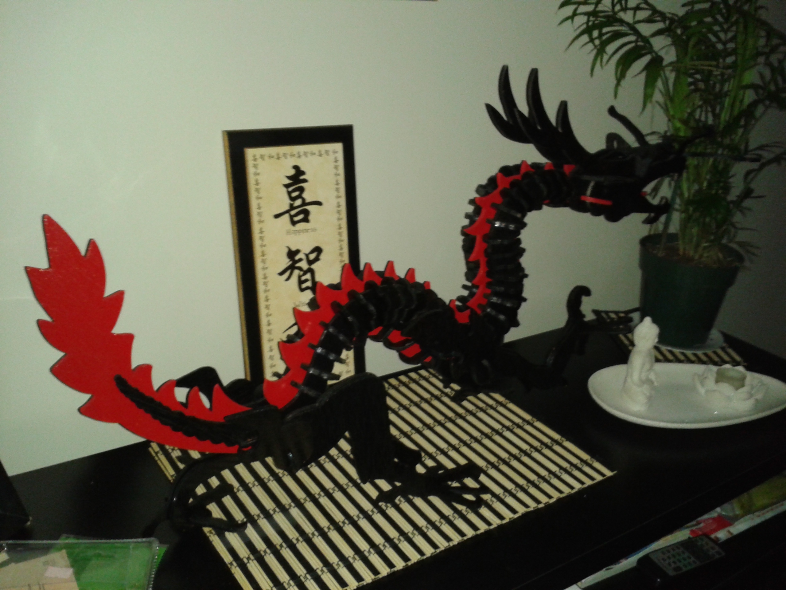 Tien Lung Chinese Dragon