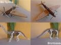 Spitfire & Brontosaurus