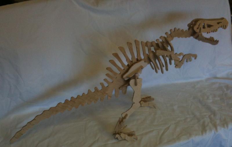 Speedy Velociraptor