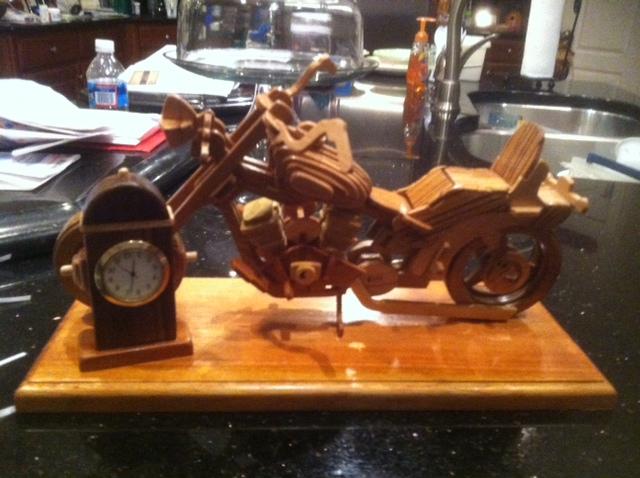 Harley Davidson Motorcycle 1