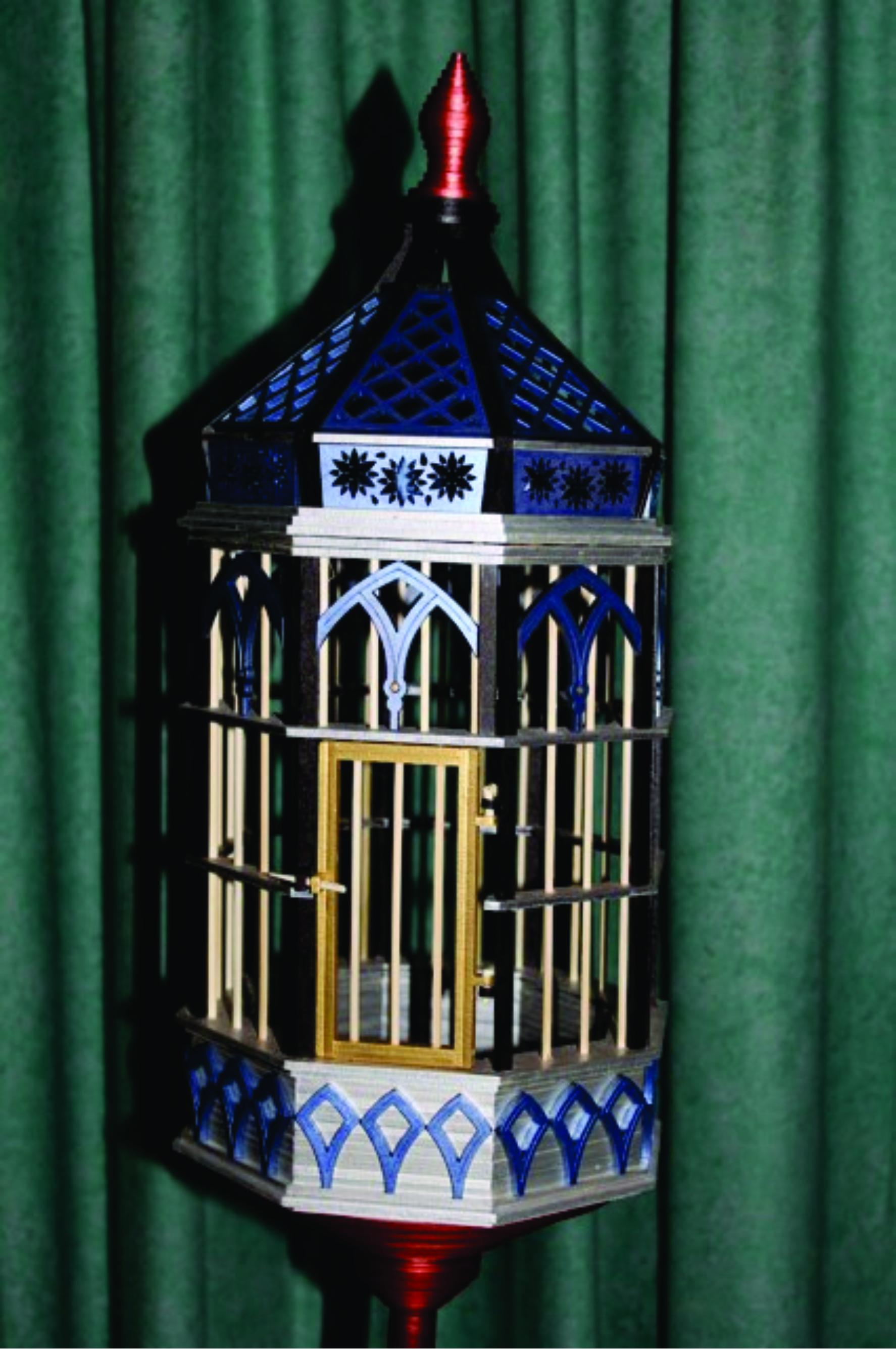 Elegant Bird Cage