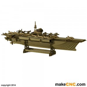 "Aircraft Carrier ""Proof of Concept"" Picture from Ylona"