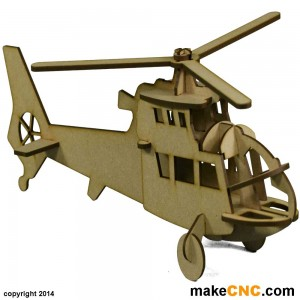 "Chopper Helicopter ""Proof of Concept"" Picture from Ylona Maas"