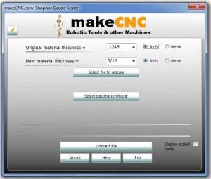 Gcode shopbot scale calculator